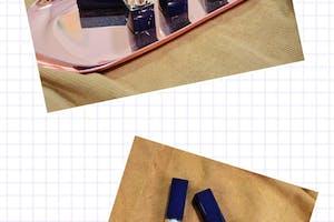 edia又有新款脣膏要上市啦!感謝有機會讓我搶先試用新的唇膏~ 這次不僅外包裝質感更升級,不像以前較中規中矩~ 顏色還是一樣非常滋潤而且飽和,只要一擦就能保有水潤豐盈感~很喜歡!