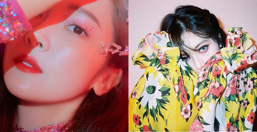 Jessica、泫雅|美周報
