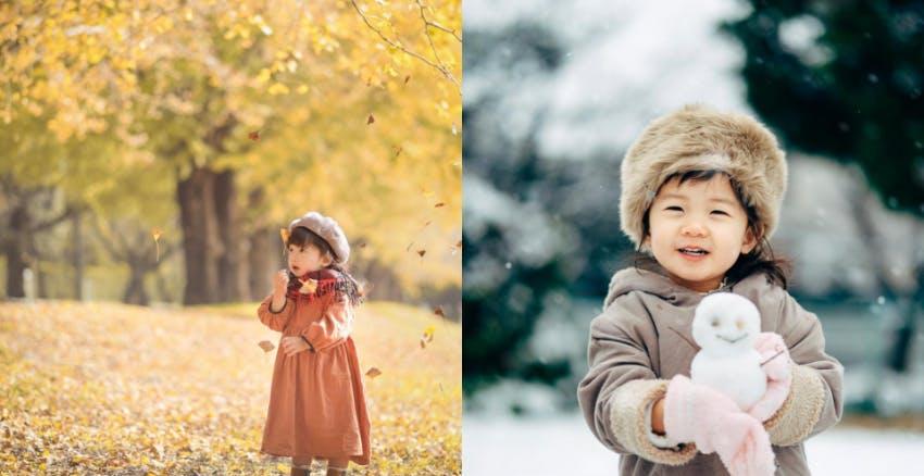 美周報|日本兒童寫真