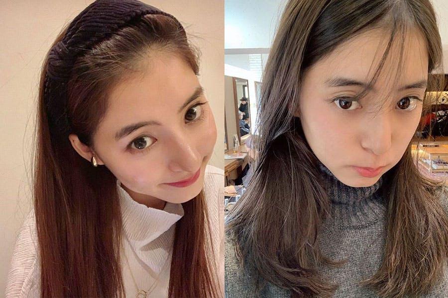 新木優子 妝容分析|美周報