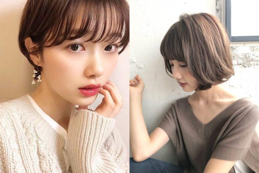 美周報|日系秋冬髮型提案