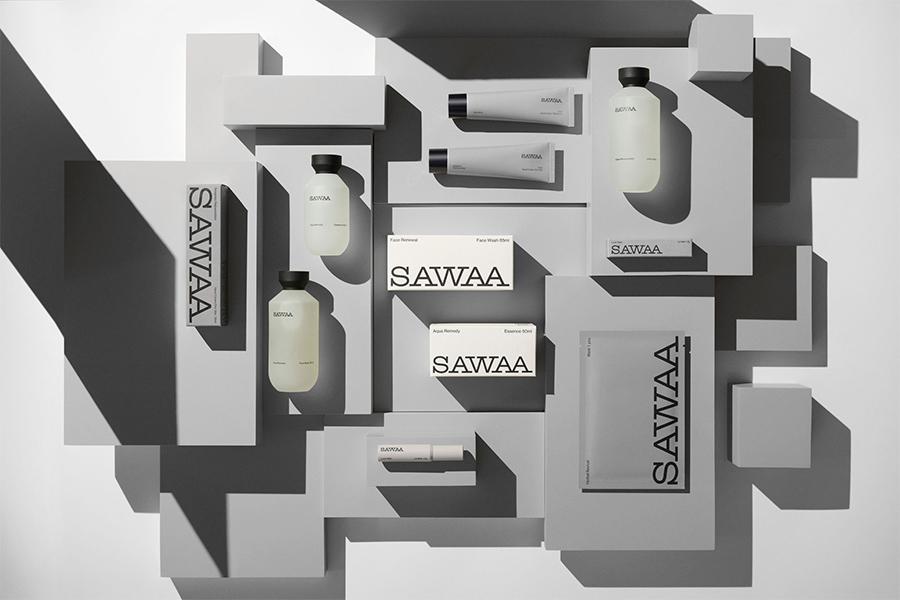 20新品 保養品如藝術品?全新品牌《SAWAA》為精緻保養再添生力軍 小編直擊採訪