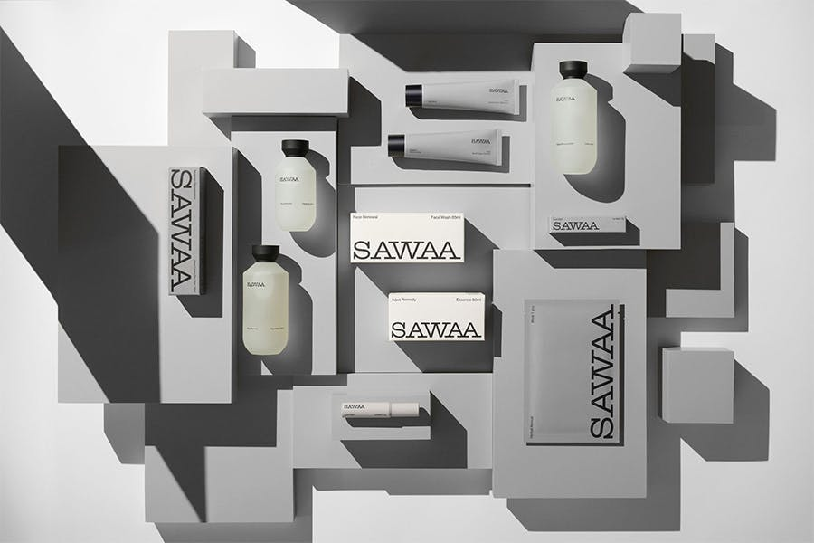 SAWAA輕保養系列   美周報