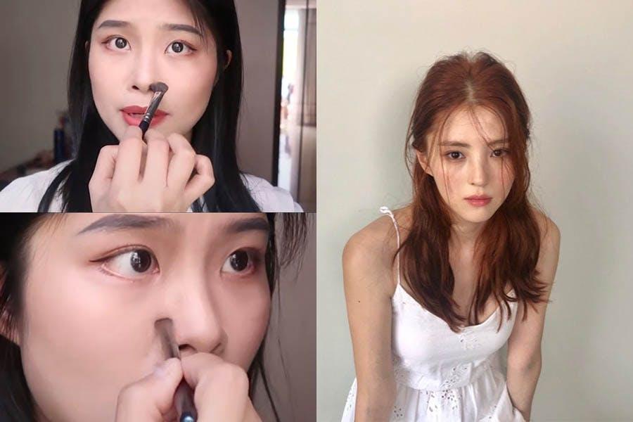 韓素希 妝容 小臉 修容 教學 技巧|美周報