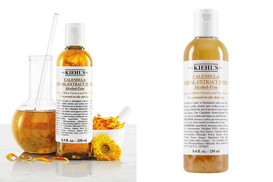 Kiehl's契爾氏 金盞花植物精華化妝水 濕敷 化妝水 高機能化妝水 美周報