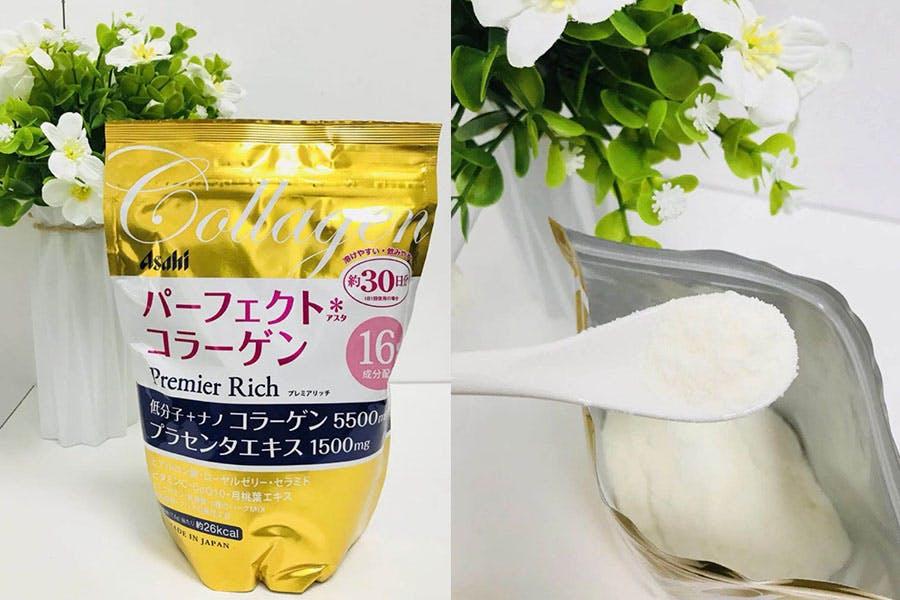 膠原蛋白推薦 Asahi朝日 膠原蛋白粉 白金升級版|美周報