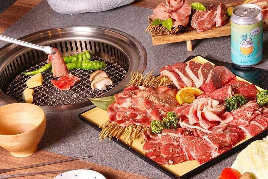 燒肉店推薦 烤肉 中秋節烤肉 金洹苑|美周報