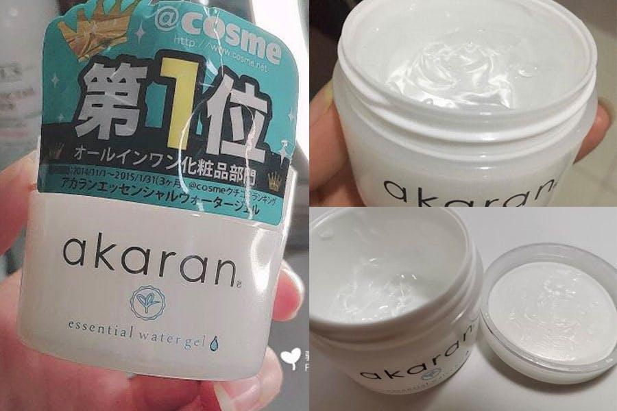 日本藥妝店 唐吉軻德「驚安の殿堂」推薦必購美妝小物 Akaran 無添加超保濕美容面霜|美周報