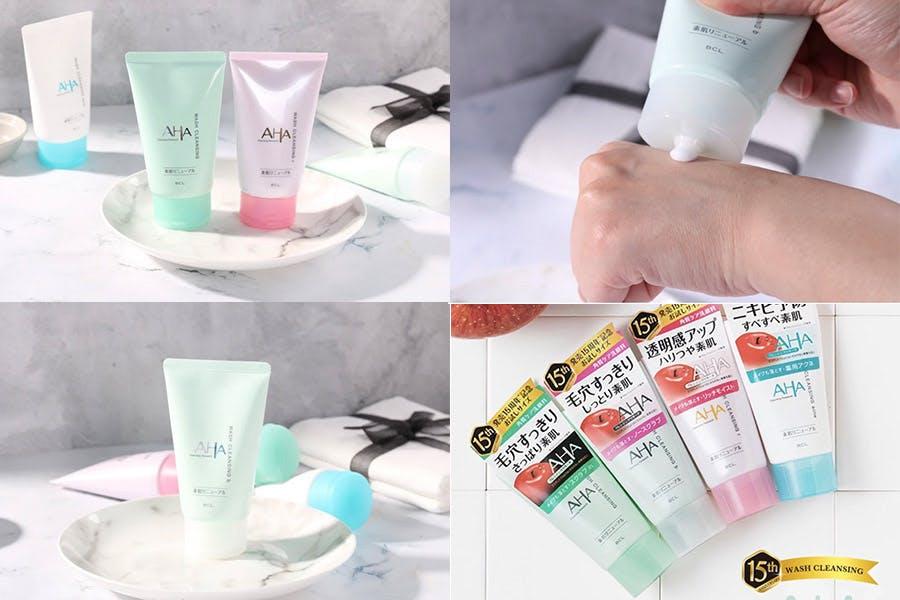 日本藥妝店 唐吉軻德「驚安の殿堂」推薦必購美妝小物 AHA 果酸護膚系列|美周報