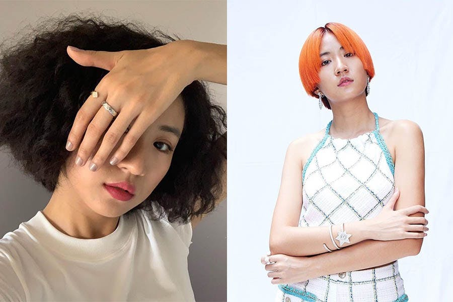 9m88 復古 妝感 妝容|美周報