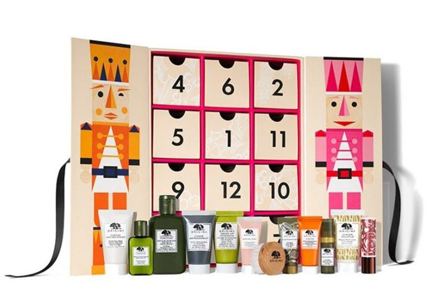 2020聖誕倒數月曆 ORIGINS品木宣言 聖誕倒數禮盒|美周報