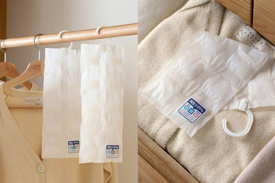 #居家除濕劑推薦2|花仙子 克潮靈 香水環保除濕桶-小蒼蘭英國梨