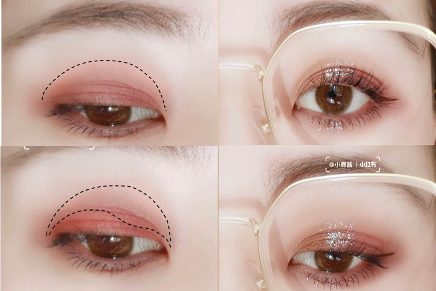 「8種眼影漸層配色畫法」手殘人必秒會,什麼妝容都能自在駕馭!|眼影教學