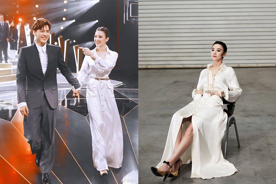 2020金鷹電視節 金鷹獎 女星造型 宋佳 李易峰|美周報