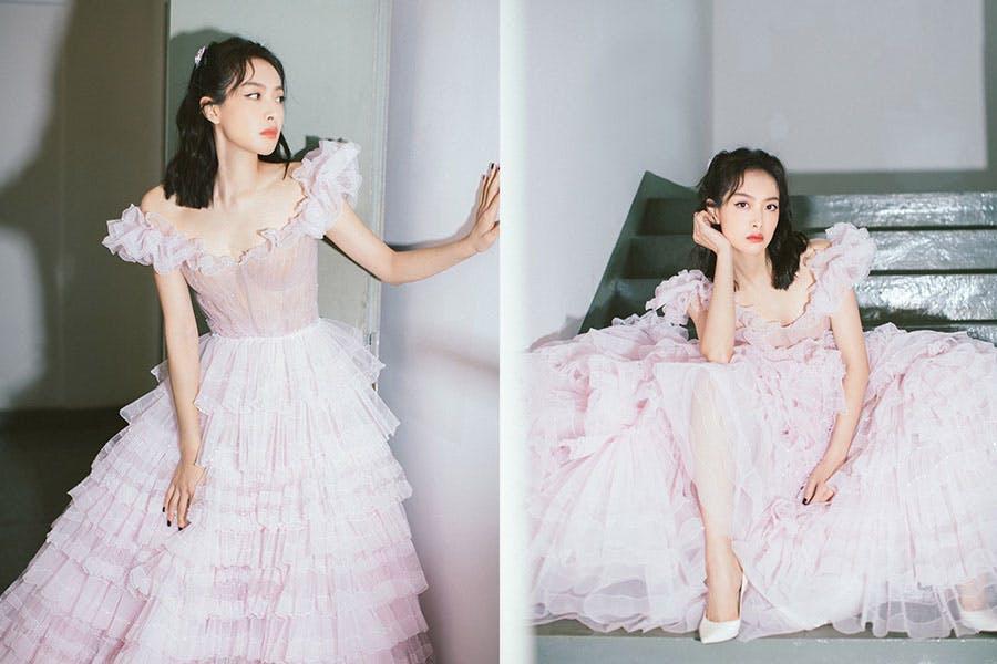 2020金鷹電視節 金鷹獎 女星造型 宋茜|美周報