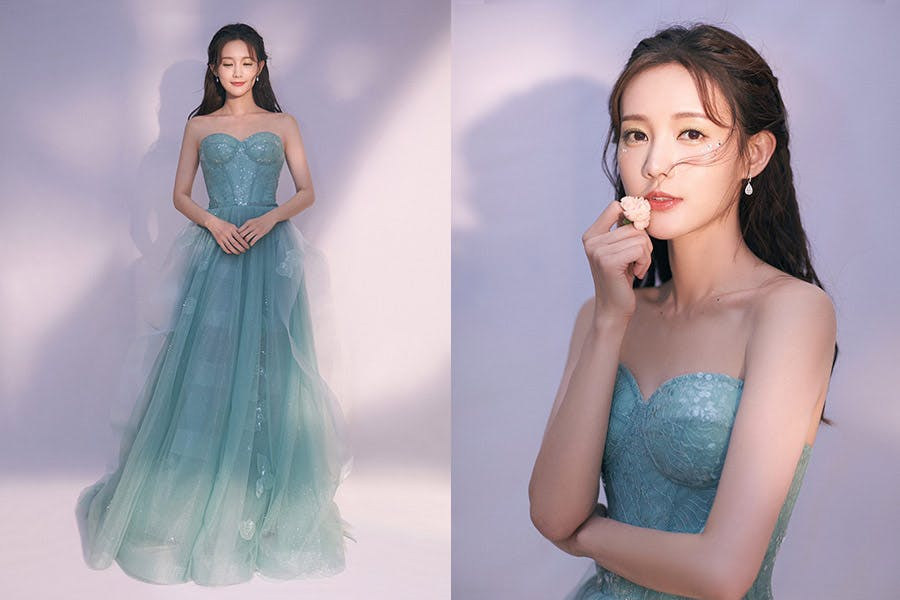 2020金鷹電視節 金鷹獎 女星造型 李一桐|美周報