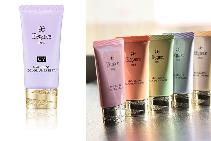 底妝 妝前乳推薦 保濕 妝前 Albion Elegance 新一代修修臉妝前乳 SPF40 PA+++|美周報