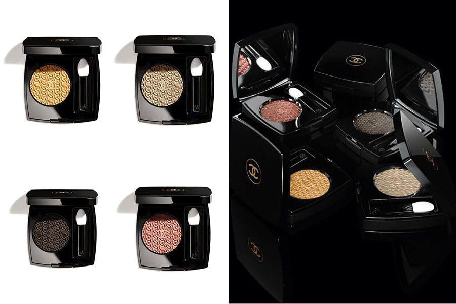 CHANEL香奈兒 2020聖誕彩妝 單色恆彩鏈帶眼影|美周報