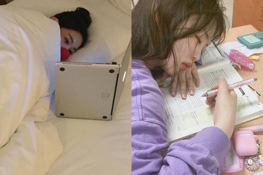 熬夜 睡眠不足 影響 健康|美周報