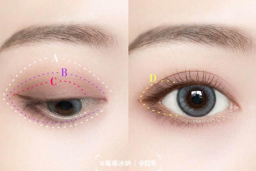 眼妝 眼影 疊擦 技巧 |美周報