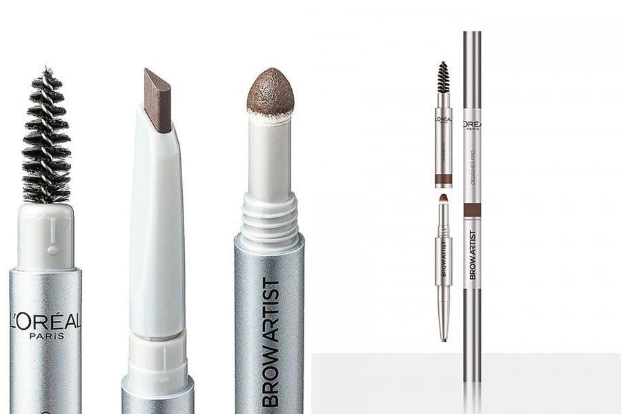 眉筆推薦 L'Oréal Paris巴黎萊雅 3合1立體眉彩筆|美周報