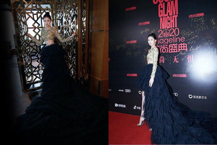 2020 COSMO時尚盛典 關曉彤 美周報