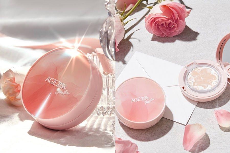 氣墊粉餅推薦 CLIO 珍珠光安瓶氣墊粉餅|美周報