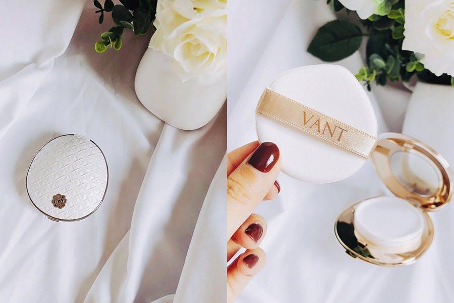 氣墊粉餅推薦 VANT36.5白瓷氣墊粉餅|美周報