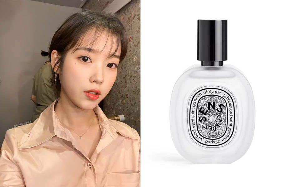 韓星 女星 香水 香氛 IU Dyptique感官之水髮香噴霧|美周報