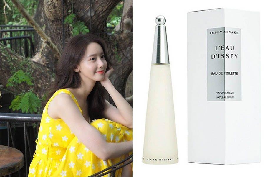 韓星 女星 香水 香氛 潤娥 Issey Miyake 一生之水女性淡香水|美周報