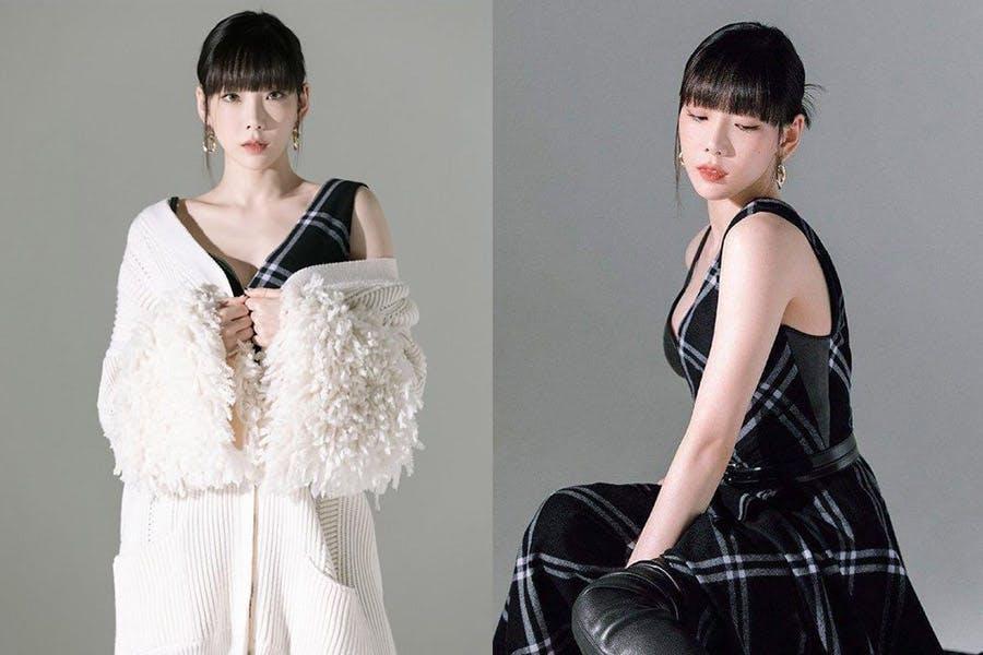 金太妍 穿搭風格-性冷淡風|美周報
