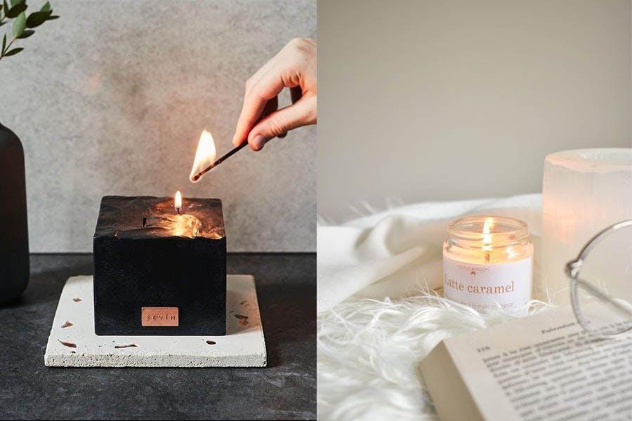 香氛蠟燭 美周報