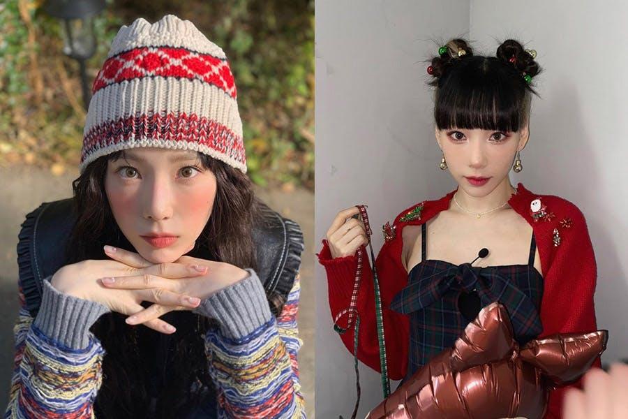 太妍 聖誕妝容|美周報