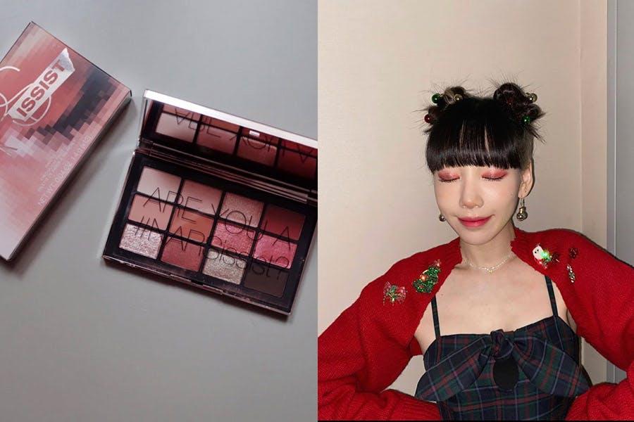 太妍 聖誕妝容解析-眼妝|美周報