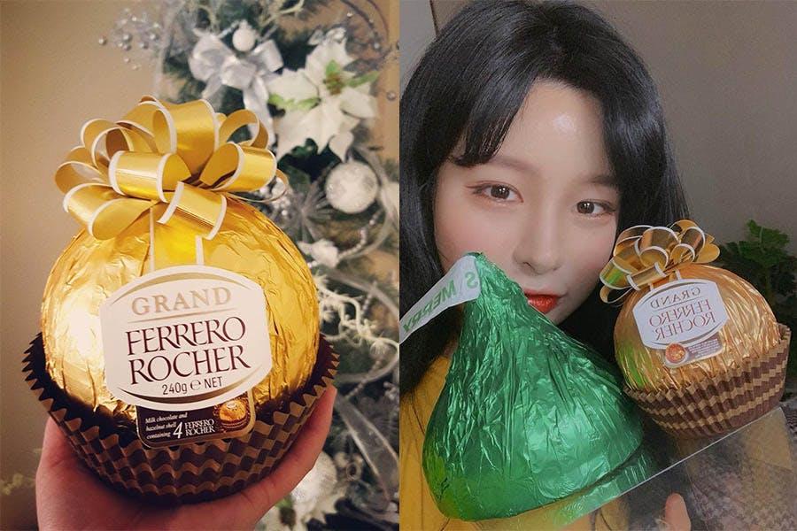 大型巧克力 放大版 金莎|美周報