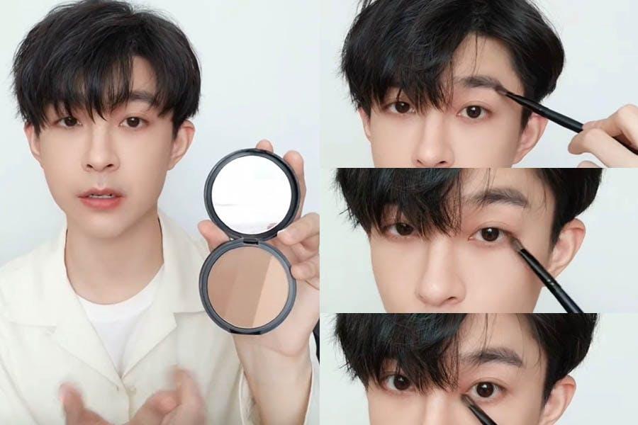 男生 化妝 技巧 重點|美周報
