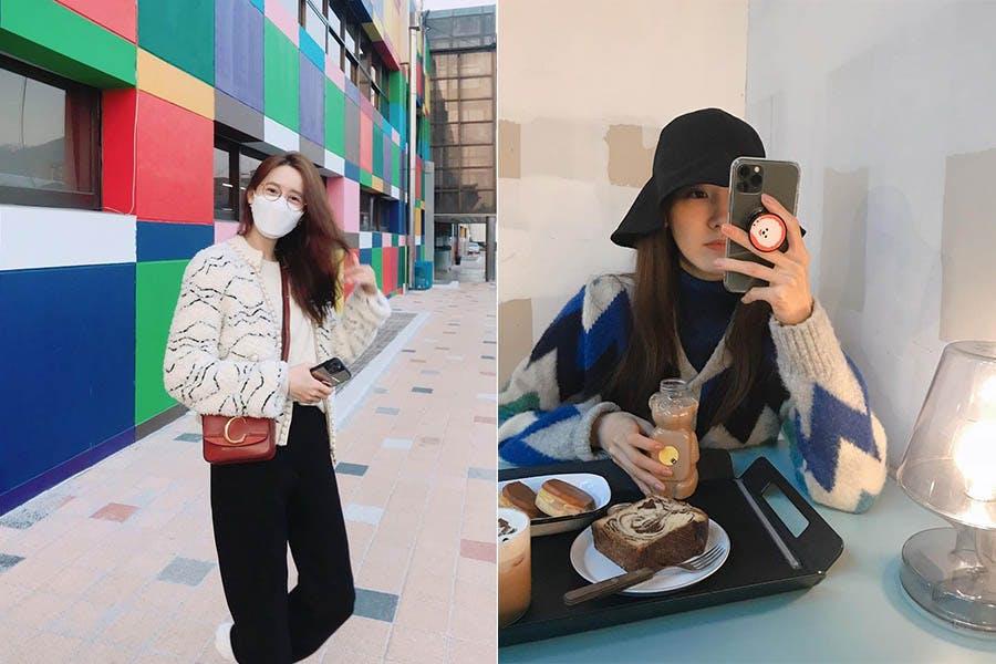 潤娥 HUSH 穿搭 上班族 OL|美周報