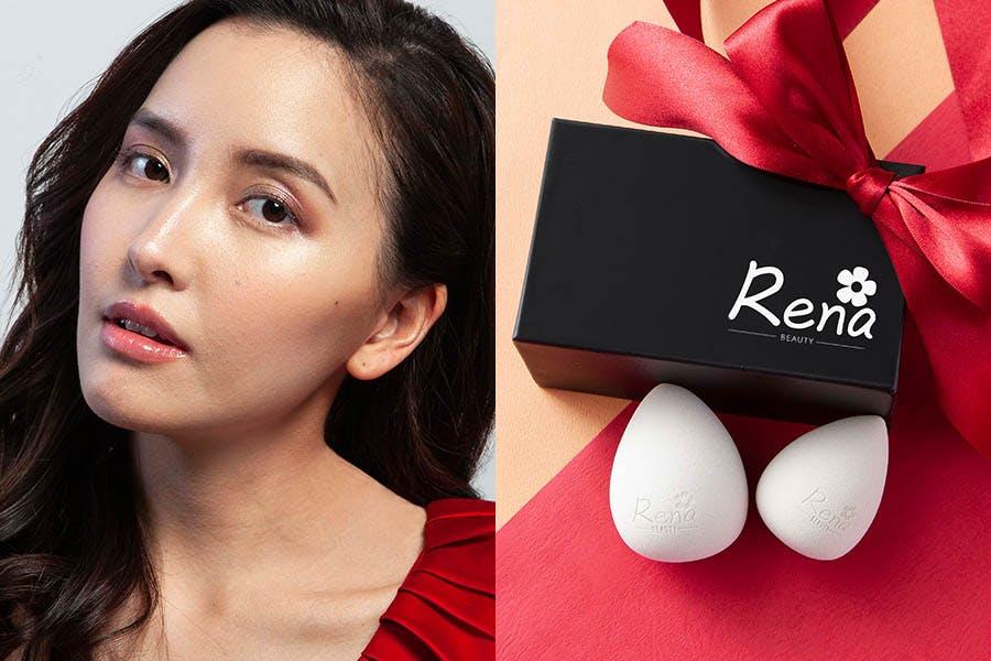 RenaBeauty超貼妝美妝蛋|美周報