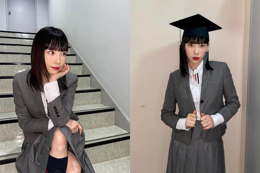 太妍、潤娥、趙寶兒《襯衫x西外》示範OL職場假小子中性穿搭,開會提案也超帥!|穿搭推薦