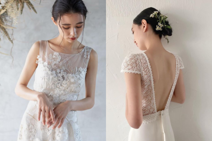 位於東京的4間婚紗店,吸引復古系女孩的老靈魂!穿上一件就像穿越時空的完美婚裙~|婚紗推薦