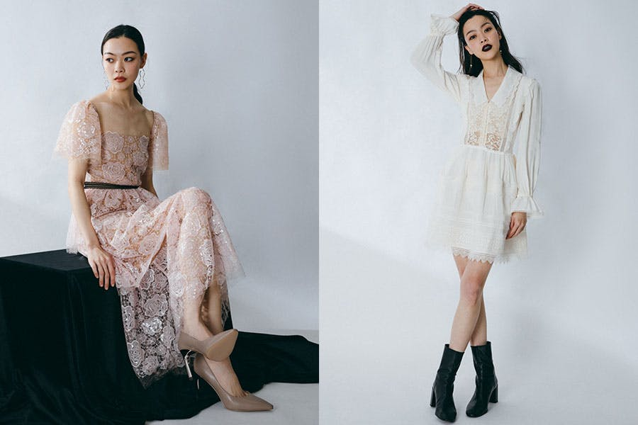 英國知名女裝品牌Self-portrait|美周報
