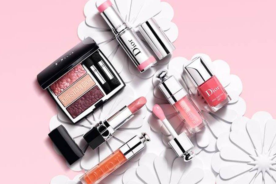 2021春妝推薦 Dior 春季限量彩妝 繁花盛宴|美周報