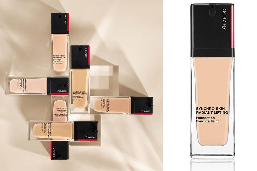 #2021粉底新品 Shiseido資生堂超進化光感緊緻粉底 SPF30 PA++++ 美周報