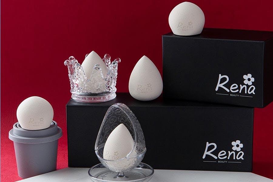 美周報試用報告 RenaBeauty超貼妝美妝蛋|美周報