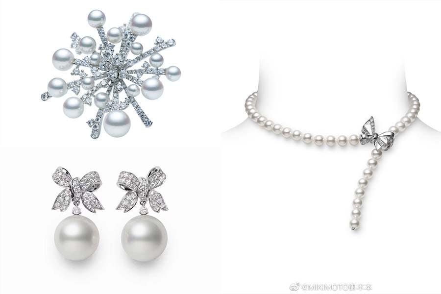 珍珠品牌推薦 Mikimoto|美周報