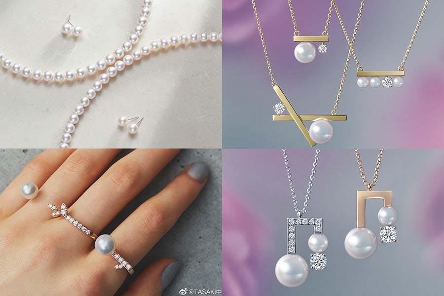 珍珠品牌推薦 Tasaki|美周報