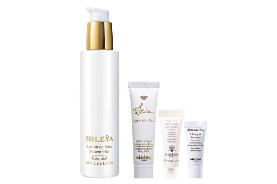 Sisley-《抗皺活膚前導水精華特惠組》|美周報
