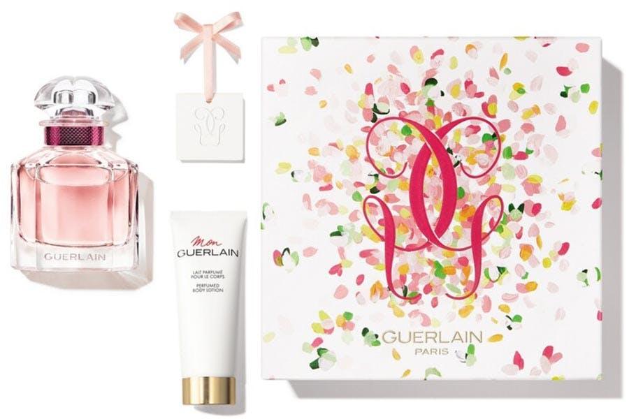 香水推薦 我的印記玫瑰淡香水禮盒|美周報