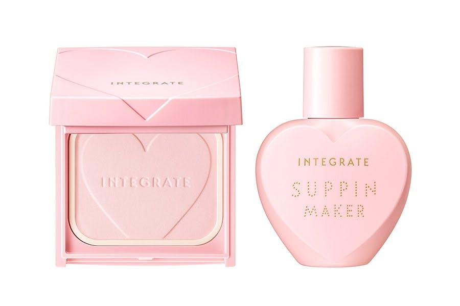 4月新品 INTEGRATE櫻特芮 光透素裸顏系列|美周報