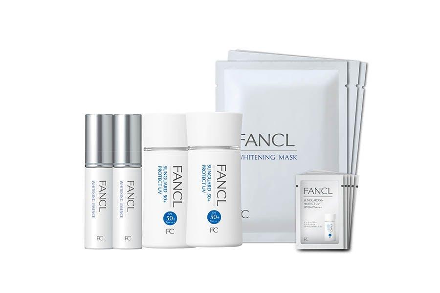 FANCL三肽膠原蛋白美肌飲料/無添加全效亮白組|美周報